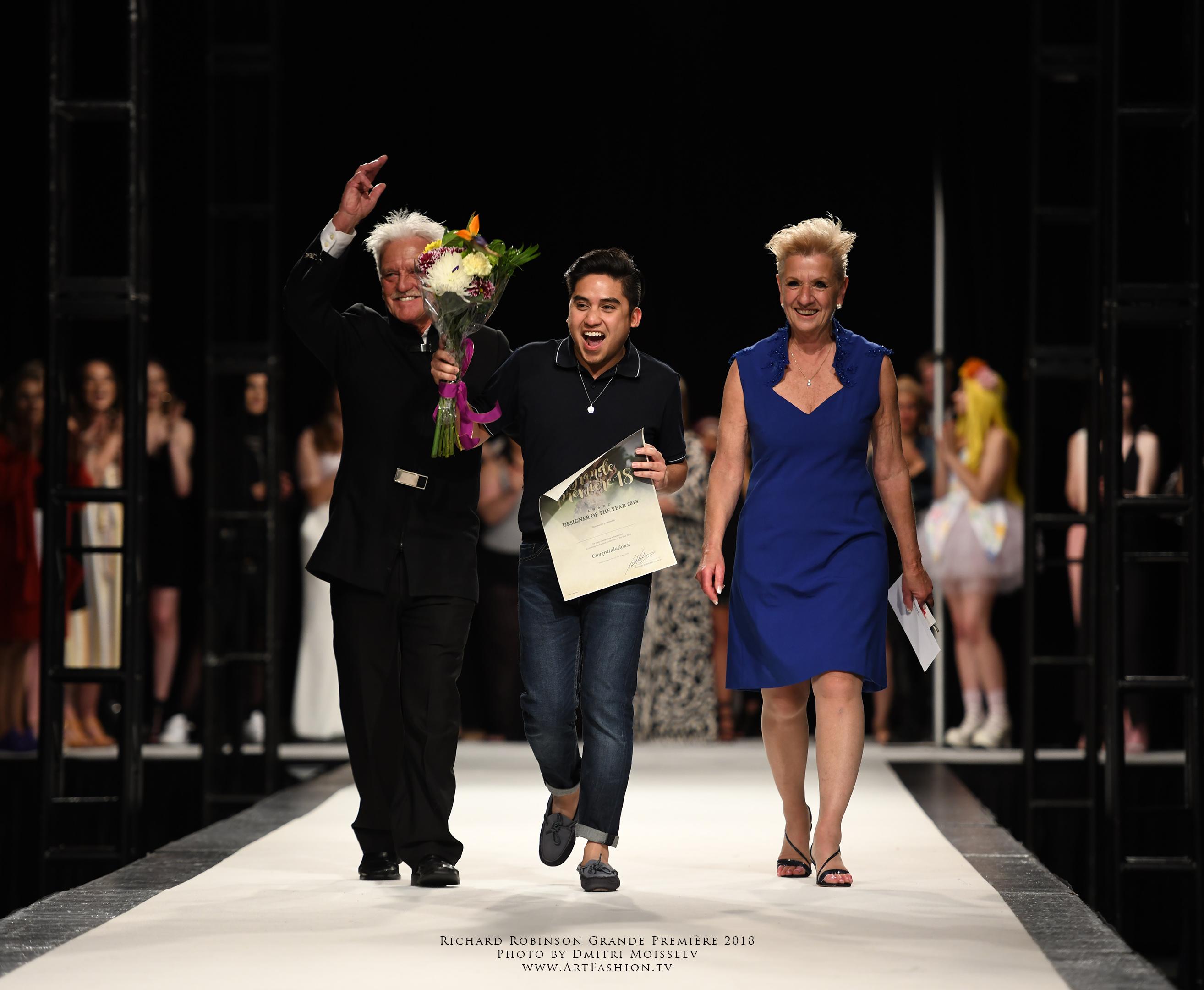 Annual Richard Robinson Grande Premiere 2018 Fashion Show Lifestyle By Diana
